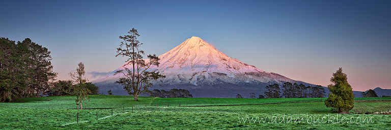 Old Mountain road, Taranaki,